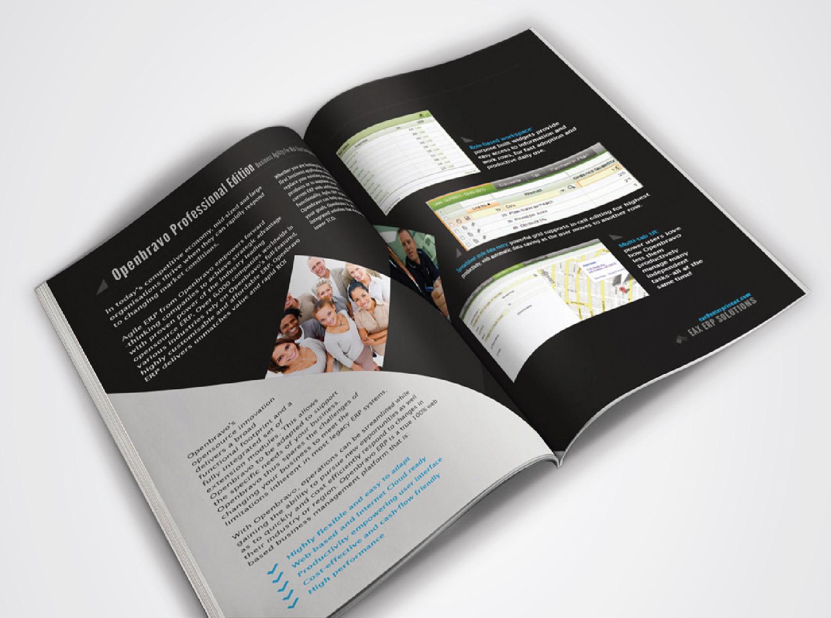 Brochure Design 7